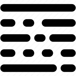 lines, list, text, text line, textarea icon
