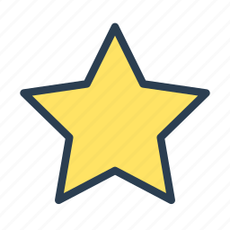 action, bookmark, favorite, like, star icon