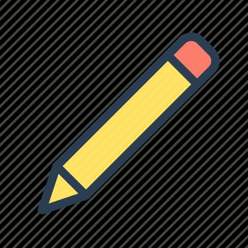 action, compose, edit, pen, pencil, write icon