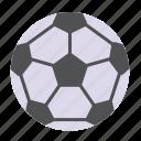 ball, football, soccer, kick, play, game, sport