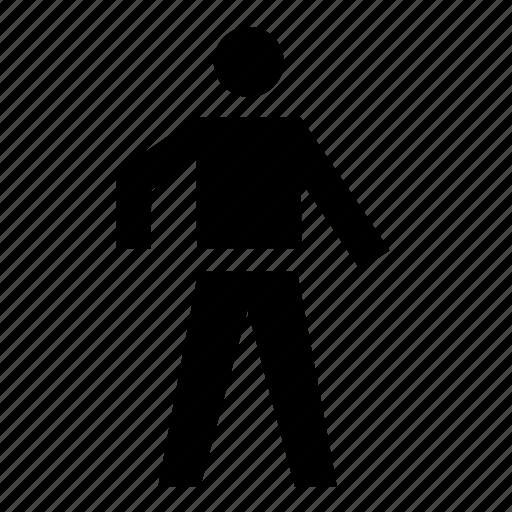 activity, fitness, male, man, sport, walk, walking icon