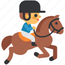 activity, competitions, horse racing, horserace, sport icon