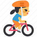 activity, bike racing, competitions, cyclist, sport, sports