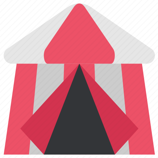 Activity, circus, marquee, sport, tent icon - Download on Iconfinder