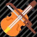 activity, bow, fiddle, musician, sport, violin