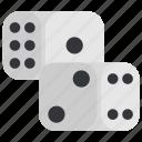 activity, dice, game, ivories, sport