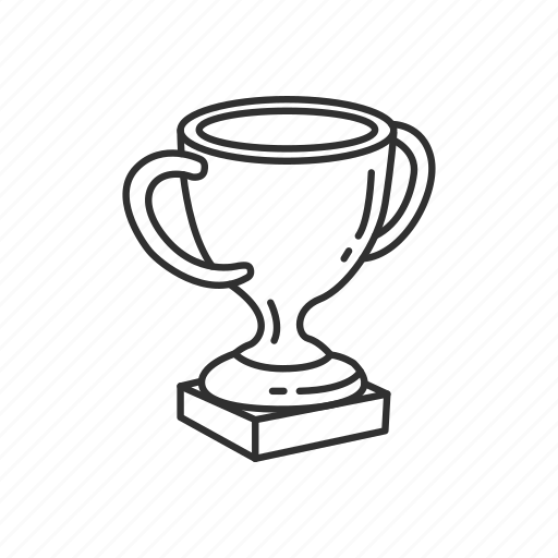 achievement, award, champion, competition, cup, prize, trophy icon