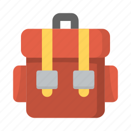 adventure, backpack, backpacking, camp, explore, outdoor, travel icon