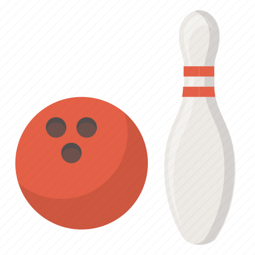activity, alley, bowl, bowling, hobby, leisure, pin icon