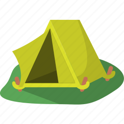 adventure, camp, camping, nature, outdoors, tent, vacation icon