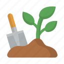 agriculture, farm, garden, gardening, grow, nature, plant icon
