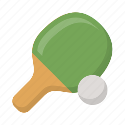 hobby, paddle, ping, pingpong, pong, racket, table tennis icon