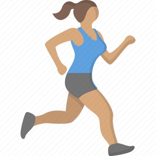 cardio, exercise, fitness, health, jogging, runner, running icon