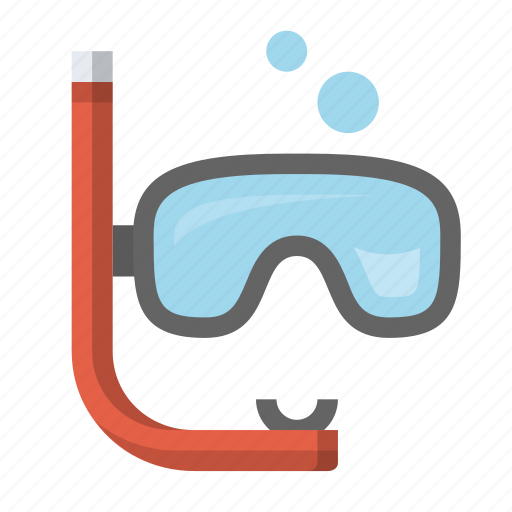 activity, dive, ocean, snorkel, snorkeling, swim, water icon