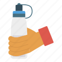 activity, bottle, drink, water icon