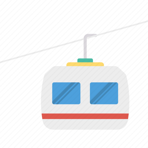 activity, chairlift, holiday, travel icon