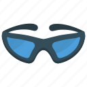 activity, fashion, glasses, goggles icon