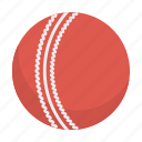 activity, cricket, game, hardball icon