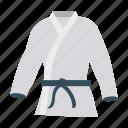 activity, gymnastic, karate, suit
