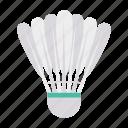 activity, badminton, game, shuttlecock icon