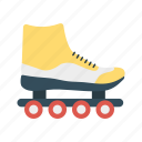 activity, game, shoe, skating icon