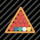 activity, billiard, game, snooker icon