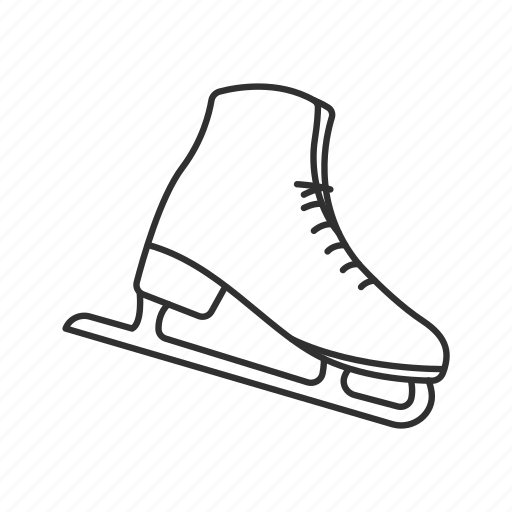 footwear, ice skating, ice skating shoe, shoe, snowboard shoes, snowboarding shoes icon
