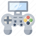 gamepad, gamer, controller, time, hobbies, game icon