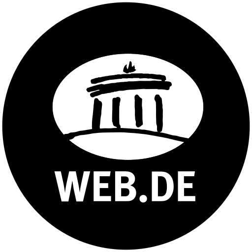 address book, circle, contact, contacts, email, web.de, webde icon