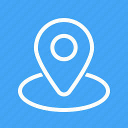 area, find, locate, location, map, navigation, tracking icon