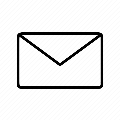 e-mail, envelope, inbox, mail, message icon