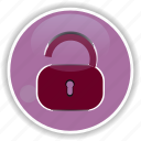 administrative, lock, privacy, problem, solution icon