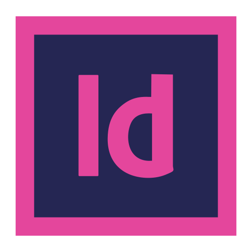 adobe, cc, cloud, creative, desktop, indesign, publishing icon