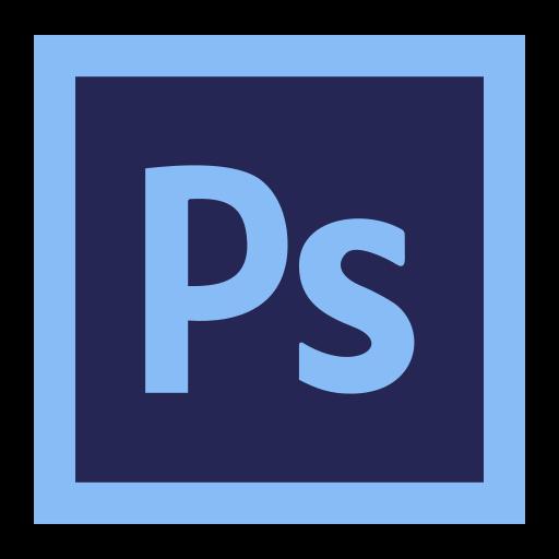 adobe, cloud, creative, editor, graphics, photoshop, raster icon