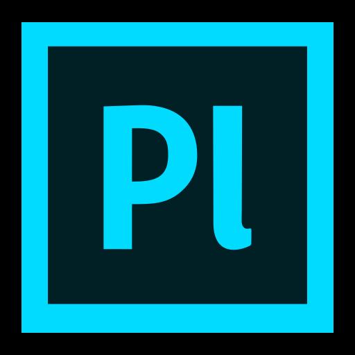 adobe, cc, cloud, creative, prelude icon