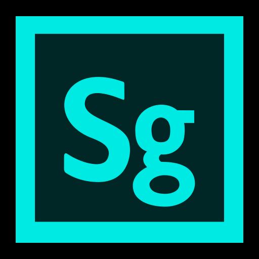 adobe, cc, cloud, creative, speedgrade icon
