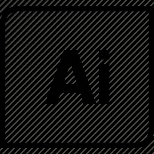 adobe, art, design, drawing, graphic, illustrator, tools icon