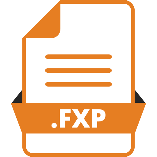 adobe file extensions, adobe flash builder, document, extension icon, file, file format, fxp icon