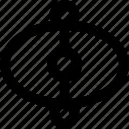 illustrator, narrow, reshape, resize, widen, width, width tool icon