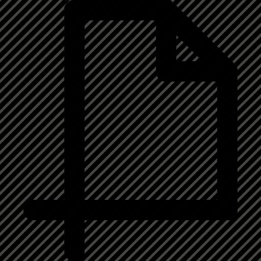 artboard, document, file, illustrator, paper, print, tiling icon