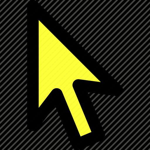 adobe illustrator, arrow, click, illustrator, pointer, selection, tools icon