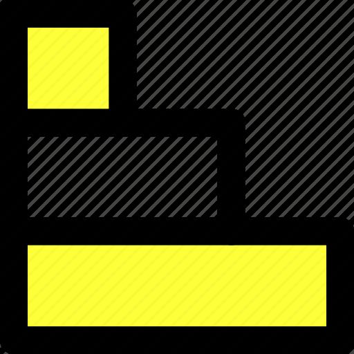 adobe illustrator, bar, graph, illustrator, statistics, stats, tool icon