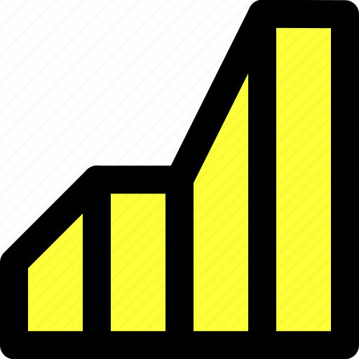 data, figures, graph, illustrator, line, statistics, stats icon