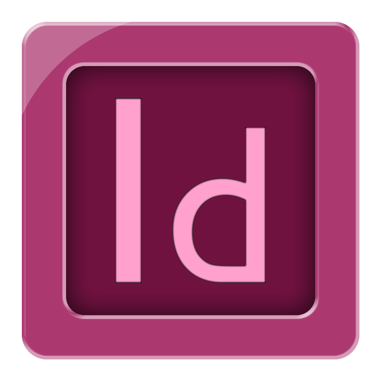 adobe, design, in, indesign icon