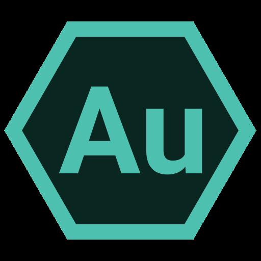 adobe, au, hexa, tool icon