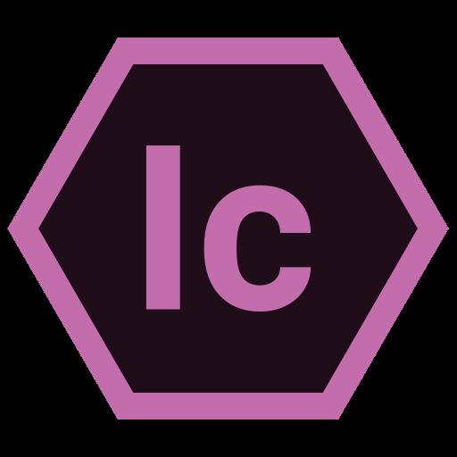 adobe, hexa, ic, tool icon
