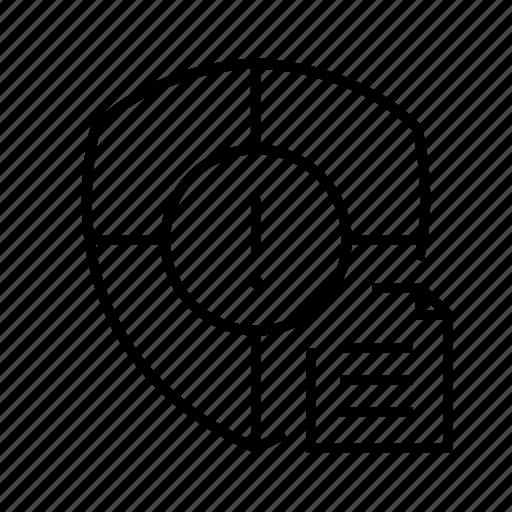 data, guard, protection icon