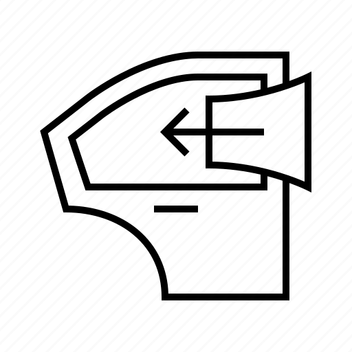 foil, pane, tuning icon