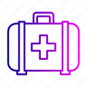 firstaid, medicine, tablet, travel, treatment icon