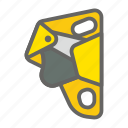 adventure, gear, object, outdoor, travelling icon